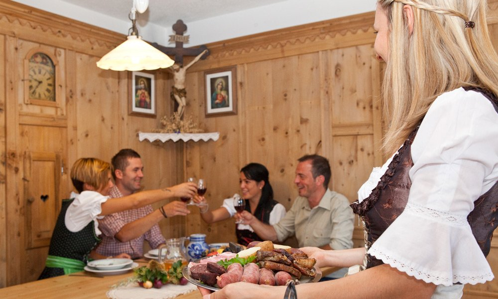 Our farm lounge / Törggelen