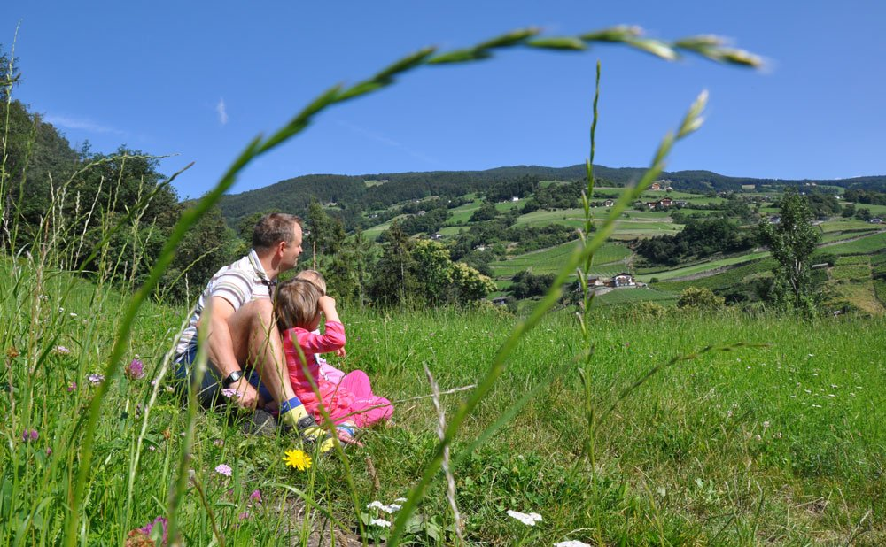 Family friendly offers in the South Tyrolean mountain world